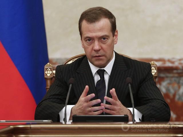 Медведев дал правительству неделю на подготовку возобновления чартерного авиасообщения с Турцией