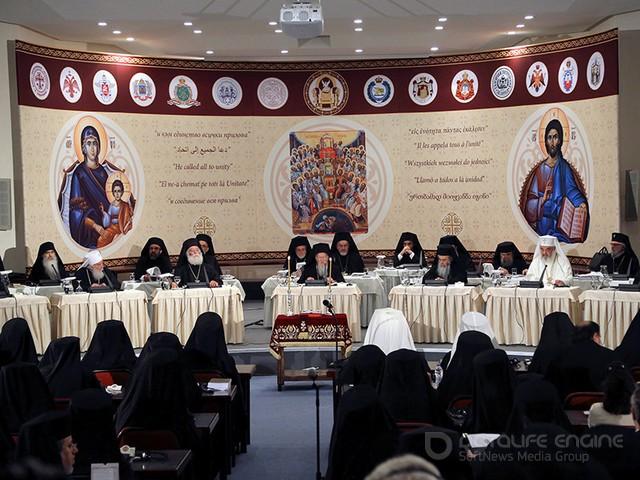 Синод РПЦ признал Собор на Крите важным событием, но отметил, что он не может рассматриваться как всеправославный